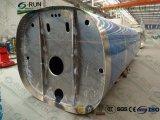 Semirimorchio liquido corrosivo del serbatoio dei tester cubici dell'Tri-Asse 40