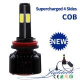 Scheinwerfer der Hight Qualitätsled mit 35W VERSTECKTEM Xenon-Vorschaltgerät-und LED-Auto-Scheinwerfer PFEILER Soucre die Fabrik (6000K H1 H3 H7 H11 H4 880 881 9006 9005)