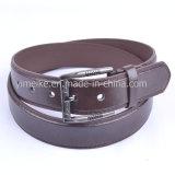 Nouvelle entreprise de mode PU occasionnels de boucle de ceinture de cuir pour l'homme