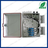 폴란드와 Wall Mount를 위한 PLC Splitter 1*16 Fiber Optic Distribution Box Splitter
