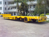 15m Container Lowbed/ Lowdeck/ Lowbody Cargo Truck Semi Trailer