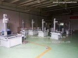 Radiographie numérique à haute fréquence de la machine Yjx160un style de couchage
