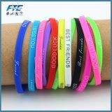 Wristband del silicone del Rainbow di modo per i capretti