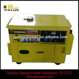 최신 Sale Silent Three Phase 5.5kw Diesel Generator