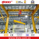 単一のガード電気起重機が付いている10トンの天井クレーン