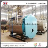 産業使用のボイラー自動燃料ガス燃焼オイルの工場価格の洗濯の店のためのディーゼル発射された蒸気ボイラ