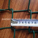 Rete fissa dell'acciaio galvanizzata alta qualità della rete metallica della rete fissa di collegamento Chain