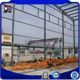 Oficina de aço do armazém de aço claro pré-fabricado para a venda