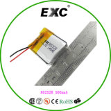 802528 082528 8 * 25 * 28mm Li-ion 3.7V 600mAh