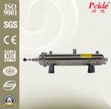 Macchine UV dello sterilizzatore dell'acqua calda di vendita della Cina