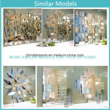 Weinlese-Entwurfs-dekorativer Spiegel-handgemachter geschnitzter antiker Spiegel