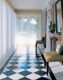 El azulejo blanco estupendo con Polished brillante, Matt de la porcelana acabó, superficie del lichí y flameó la superficie