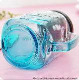 Tazza di vetro calda del muratore di certificazione 16oz della FDA di vendita con la maniglia