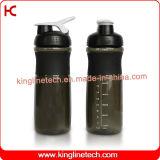 750 мл белок бутылка воды с помощью блендера из нержавеющей стали производства шаровой опоры заслонки смешения воздушных потоков(KL-7063)