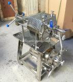 200 mm de la plaque en acier inoxydable multicouche de la bière Filtre presse