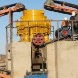 Novo tipo triturador hidráulico de capacidade elevada de China do cone