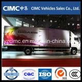Excelente calidad precio excelente Isuzu Giga Vc61 4x2 Furgoneta Camión de carga nuevo Giga con motor Isuzu