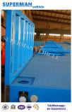 40FT rimorchio del camion della parete laterale dei 3 assi/carico del portello semi da vendere