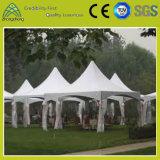 Шатер шатёр венчания PVC алюминия внешнего представления роскошный