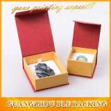 Het hete Vakje van de Juwelen van het Document van het Karton van de Verkoop Zwarte (blf-GB002)