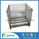 Dobrável e depósito de móveis do compartimento de armazenamento e transporte logística Recipiente do Rolo