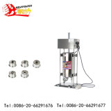 Machine électrique du certificat 15L Churros de la CE avec le générateur d'acier inoxydable (NP-14)