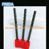 Herramientas adicionales del CNC del carburo de la longitud de las flautas HRC60 4