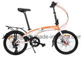 Fashinable 20 велосипед скорости рамки 7 алюминиевого сплава дюйма складывая