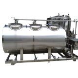 Het industriële Schoonmakende Systeem CIP van het Gebruik 500L/H