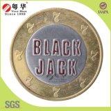 Großhandelsunterhaltungs-Spiel-Maschinen-Farben-Münzen