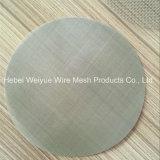 Usine de la vente directe de disque du filtre à mailles en acier inoxydable