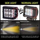 Offroad 4X4 지프를 위한 휴대용 45W LED 일 깍지 빛