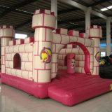 Castello rimbalzante gonfiabile del Bouncer del fumetto