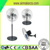 18 Zoll-Standplatz-Ventilator mit Metallschaufeln mit Ce/SAA