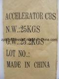 Резиновый CBS сульфонамида акселераторя N-Cyclohexy-2-Benzothiazole (CZ) с 25kg/Bag