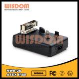 Caricatore degli elementi dei fari del LED nuovo per la batteria dello Li-ione