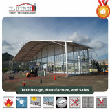 ガラス壁及びガラスドアとの熱い販売のためのArcumの巨大なテント