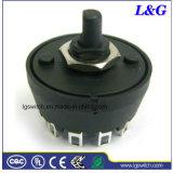 Les appareils électroménagers 2-10 Sélecteur de position de l'interrupteur rotatif (MFR01)