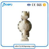 空気によって作動させるダイヤフラムの下水の水ポンプまたは化学薬品のポンプまたは送油ポンプ