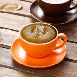 [200مل] [لتّ] إبريق خزفيّة قهوة [إسبرسّو] فنجان [لتّ] [كفّ كب]