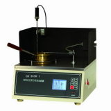 Gd-3536-1半自動デジタルの電気原油ASTM D92の引点火テストキット