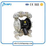 Diaphragme pneumatique de la pompe à eau/chimique des eaux usées de la pompe de la pompe de transfert d'huile/