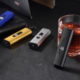 Novo Arc isqueiro recarregável USB/USB de carga mais leve