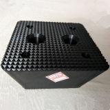 Elevador de tesoura Universal coxins de borracha preta blocos de borracha para atendimento automático