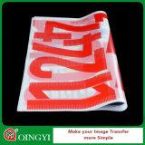 Etiqueta especial da transferência térmica para a roupa