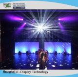 P2.5 480 * 480mm LED 실내 조정 임명을%s 실내 영상 벽 전시