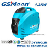 1.2kVA 4-Stroke 230V beweglicher Energien-Digital-Benzin-Inverter-Generator