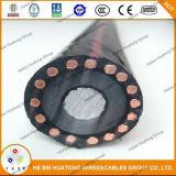 175 livello 100% dell'isolamento del cavo di mil TR-XLPE 15 chilovolt URD con il certificato UL1072