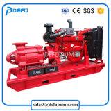 UL 열거된 엔진 - 몬 디젤 엔진 다단식 승압기 화재 싸움 펌프 750gpm