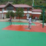 Настил баскетбола Гуанчжоу погодостойкmNs напольный